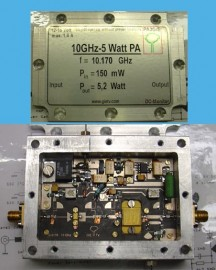 3CM PA 150mWatt in 5 watt out