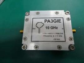 10 GHz 2Watt PA