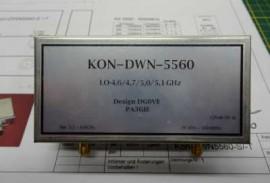 Mixer 6cm  Down - Converter.(QPSK/FM )