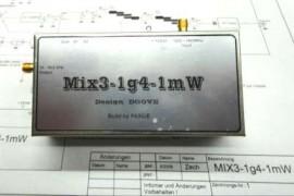 Mixer 3cm Up - Converter (QPSK/FM)
